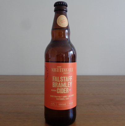 Nightingale - Falstaff Bramley Cider