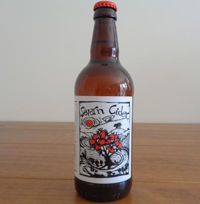 Severn Cider - Dry Sparkling