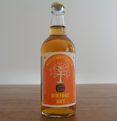 Ridgeway Cider - Vintage Dry