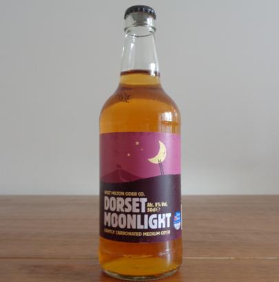 West Milton Cider Co - Dorset Moonlight
