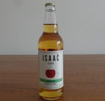 Isaac Cider - Calculus