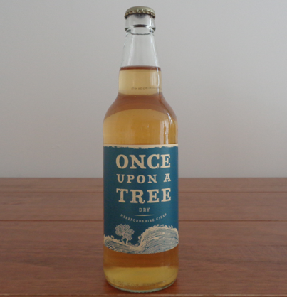Once Upon A Tree - Dry Cider
