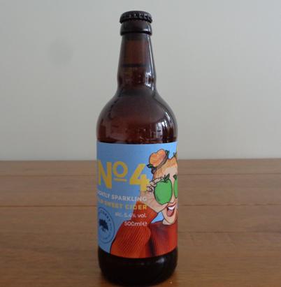 Napton Cidery - No 4