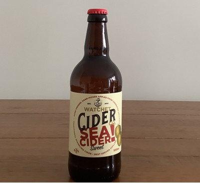 Watchet Cider Co - Sea Cider