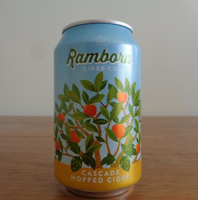 Ramborn Cider Co - Cascade Hopped Cider