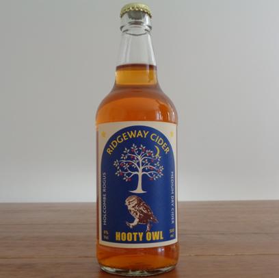 Ridgeway Cider - Hooty Owl
