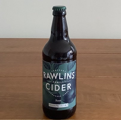 Rawlins Family Cider - Sweet