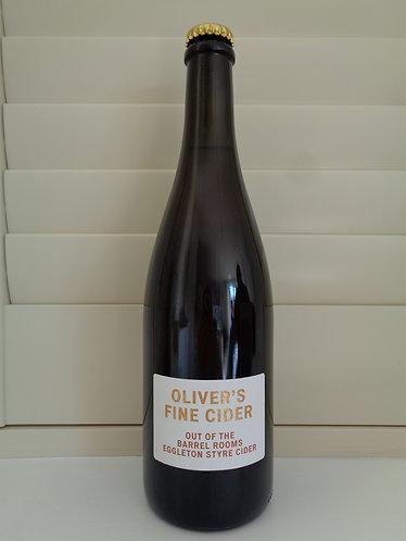 Oliver's - Out of The Barrel Rooms Eggleton Styre Cider