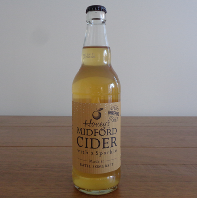 Honey's Midford Cider (unrefined)