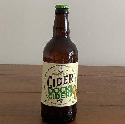 Watchet Cider Co - Dock Cider