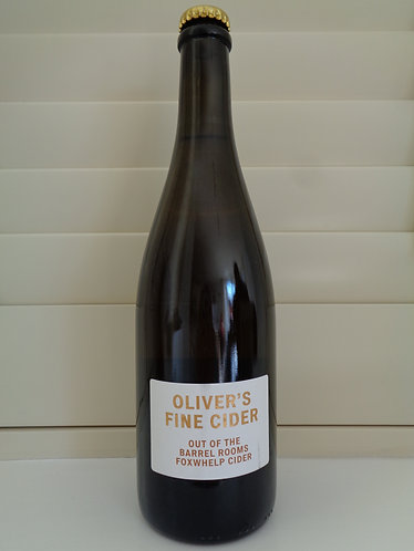 Oliver's  - Out of The Barrel Rooms Foxwhelp Cider