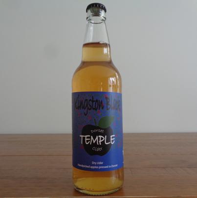 Temple Cider - Kingston Black