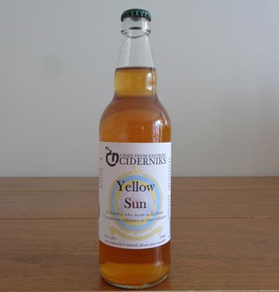Ciderniks - Yellow Sun