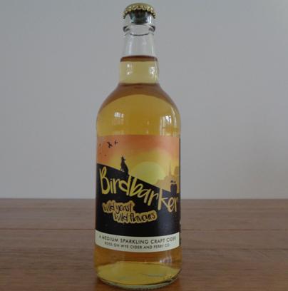 Ross on Wye - Birdbarker Cider