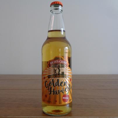 Rich's Cider - Golden Harvest (Medium)