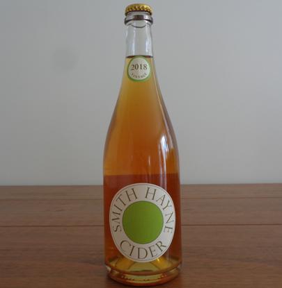Smith Hayne Cider - 2018 Vintage
