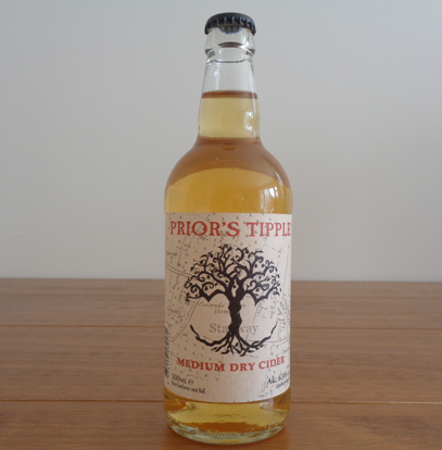 Prior's Tipple - Medium Dry