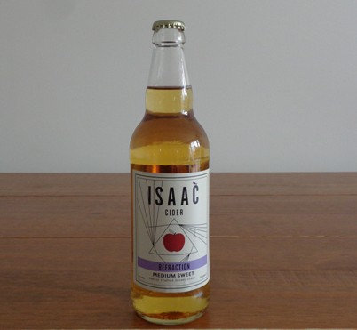 Isaac Cider - Refraction