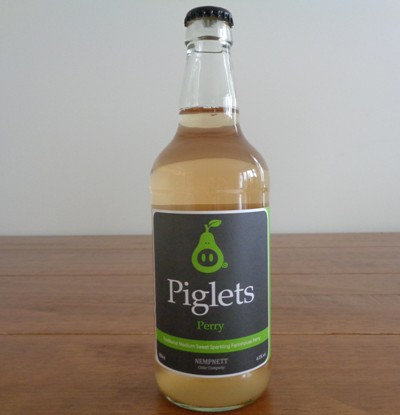 Nempnett Cider Co - Piglets Perry