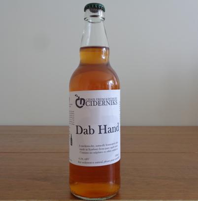 Ciderniks - Dab Hand