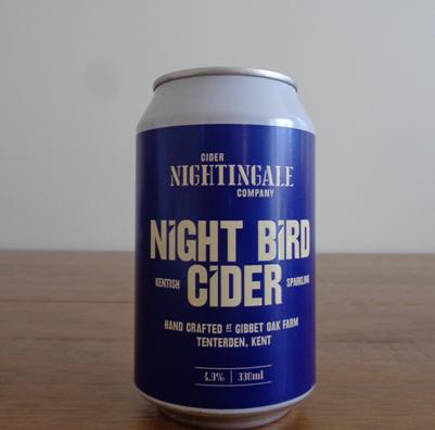 Nightingale - Night Bird (330ml can)