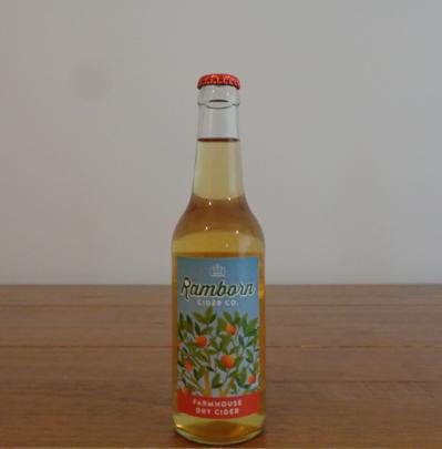 Ramborn Cider Co - Farmhouse Dry Cider