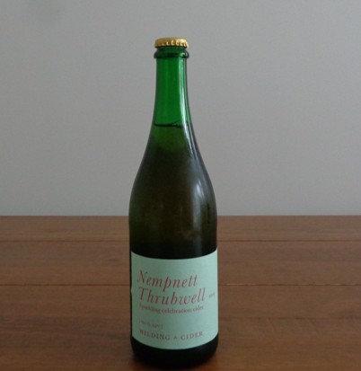Wilding Cider - Nempnett Thrubwell