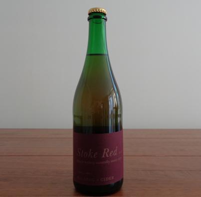 Wilding Cider - Stoke Red