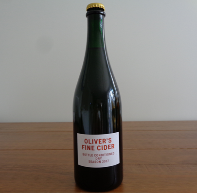 Oliver's - Bottle Conditioned Dry