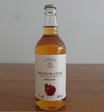Southdown Cider - Premium Medium