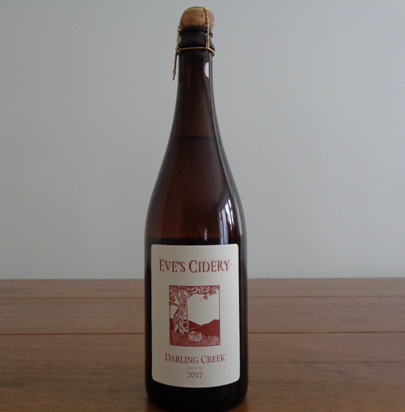 Eve's Cidery - Darling Creek 2017