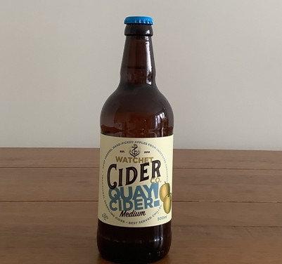 Watchet Cider Co - Quay Cider