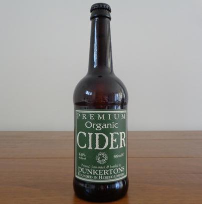 Dunkertons - Premium Organic Cider