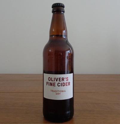 Oliver's - Traditional Cider