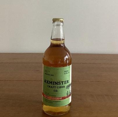 Axminster Cider Co - Brown & Redstreak