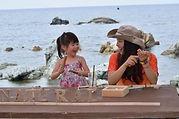 福井のおしゃれカフェ「マーレ」の夏祭りに出店してきました(^O^)__最高な時間