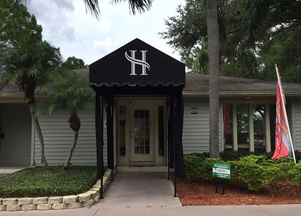 The Hamptons at Brandon Condominium Office Clubhouse
