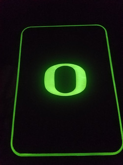 Glow In The Dark Oregon Duck Speaker