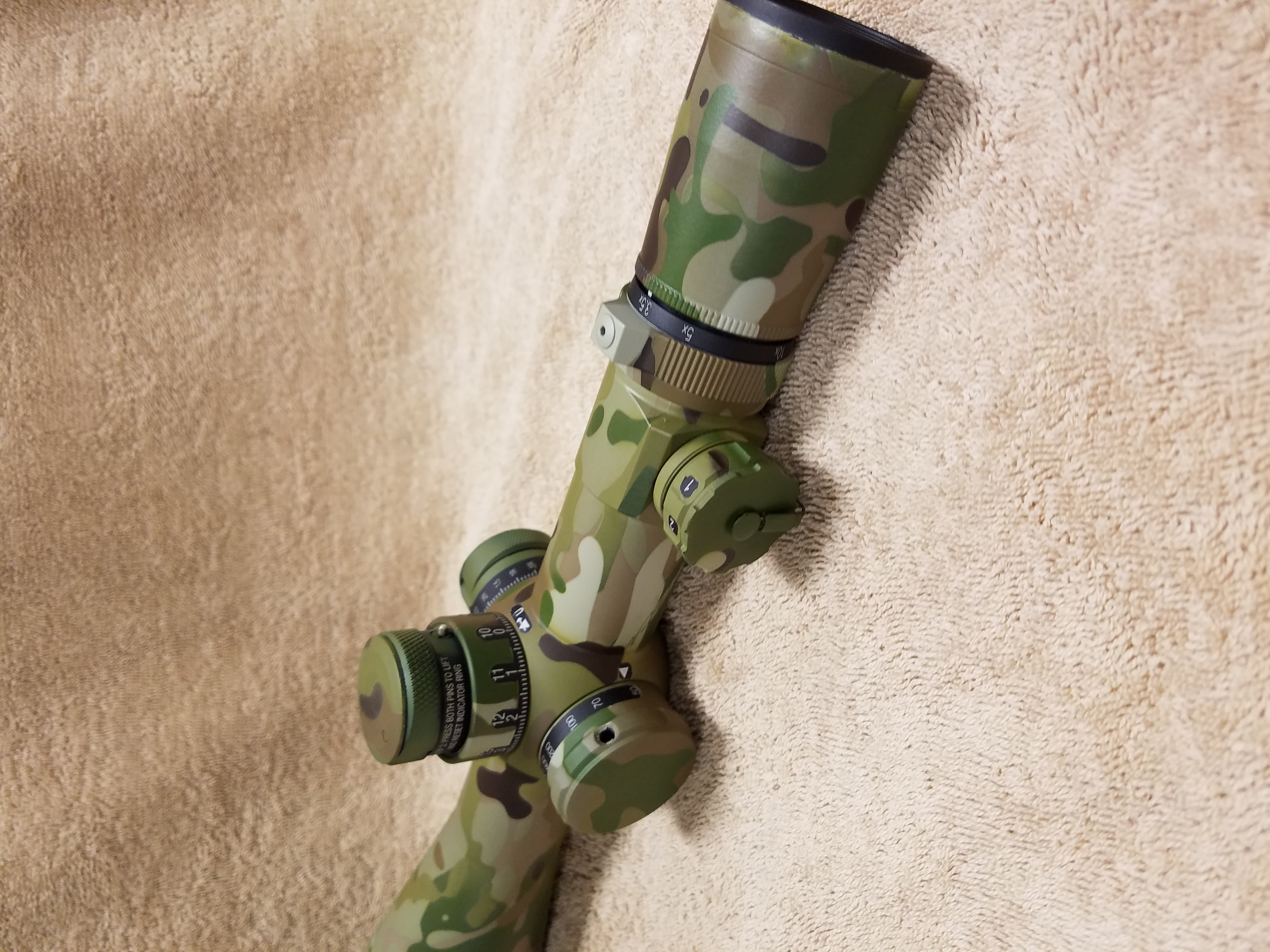 Leupold Mark 8 Multicam