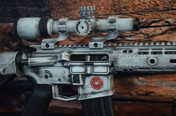 Imperial Blaster AR15 Cerakote