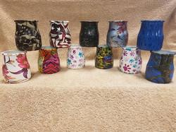 YL Collage Jars