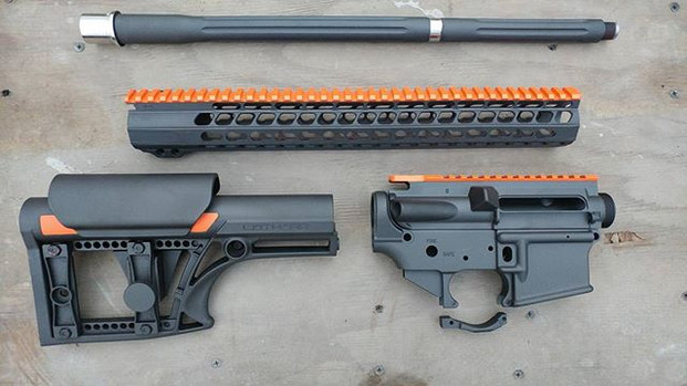 Orange Black 2 Tone Cerakote AR.jpg