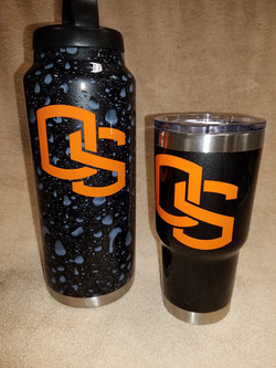 Rtic OSU Water Bottle & Tumbler