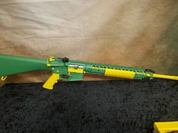 Ducks AR22 Cerakote
