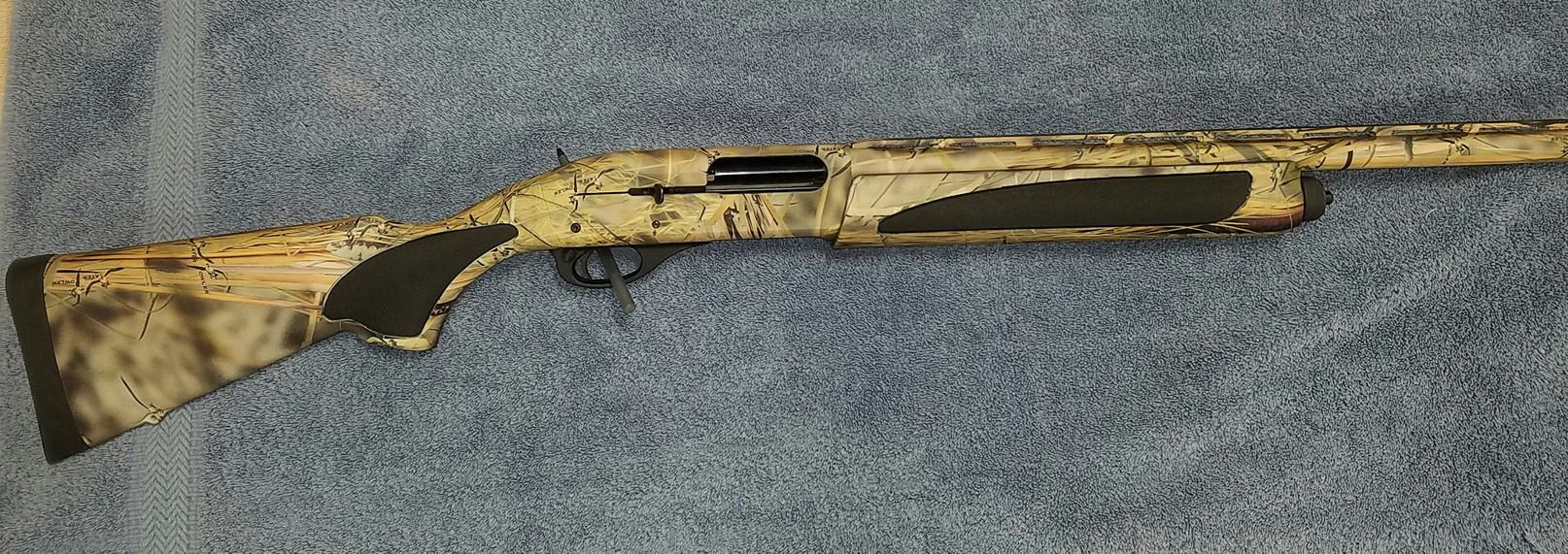 Water Fowl Shotgun Camo