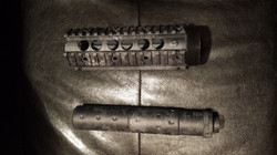 G&G Supressor & Rail