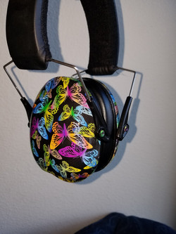 Butterfly Hearing Protection