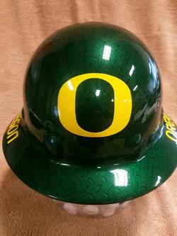 Oregon Duck Hardhat 1