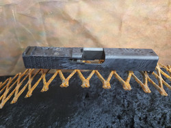 Kryptek Typhon Glock Slide