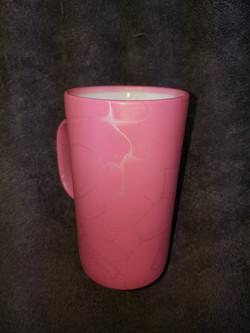 Pink Swirl Mug